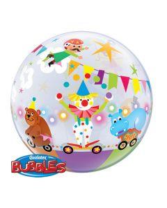 Circus Parade 56cm Bubble Balloon