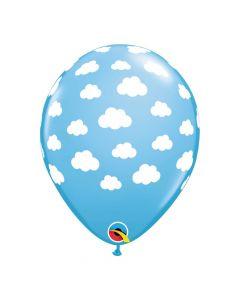 "Cloud 11"" Latex Balloons"