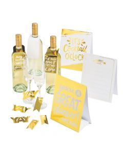 Cocktail Party Bar Decorating Kit