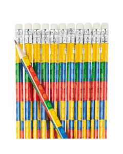 Color Brick Pencils