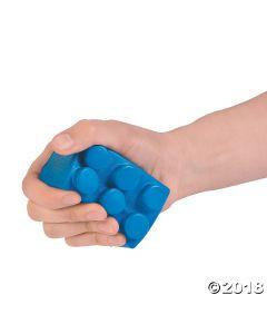 Color Brick Stress Toys
