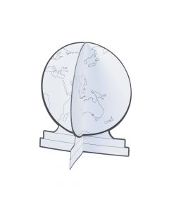 Color Your Own 3D Globes