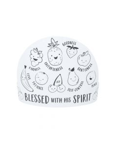 Color Your Own Fruit of the Spirit Crowns
