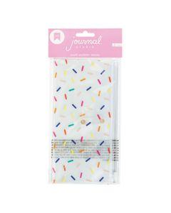 Colorful Confetti Journal Pencil Pouch