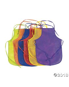 Colorful Kids Aprons
