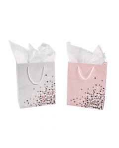 Confetti Design Gift Bags