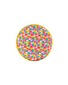 Confetti Party Dessert Plates