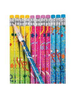 Confetti Pencils