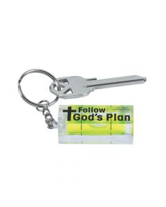 Construction VBS Level Toy Keychains