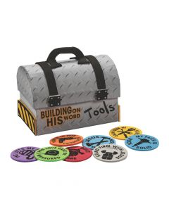 Construction VBS Prayer Box Craft Kit