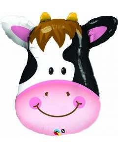 Contented Cow Foil Balloon
