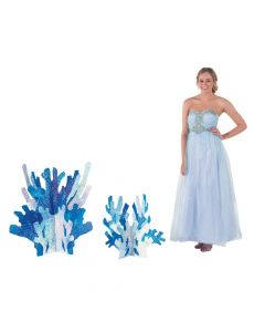 Coral Stand-Up Set