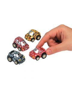 Cross Pullback Race Cars