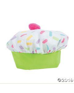 Cupcake Baby Hat