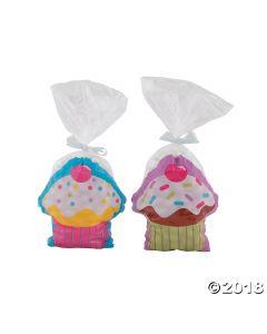 Cupcake Party Cellophane Bags