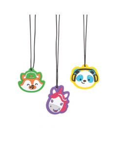 Dancing Animals Charm Necklaces