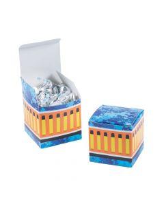 Dart Battle Party Favor Boxes