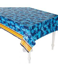 Dart Battle Party Plastic Tablecloth