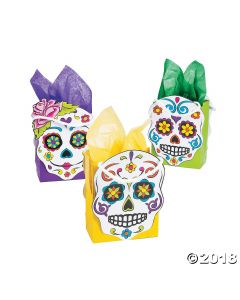 Day of the Dead Gift Bags