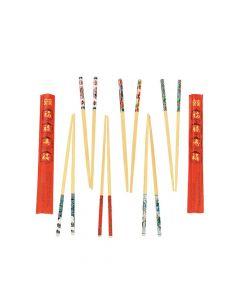 Decorated Wood Chopsticks