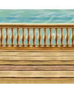 Design-A-Room Pirate Deck Backdrop