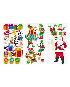 Design-a-Room Santa's Workshop Backdrop Set
