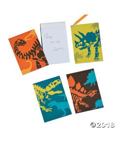 Dino Dig Notepads