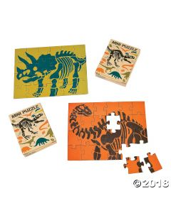 Dino Dig Puzzles