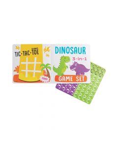 Dinosaur 3-in-1 Game Sets