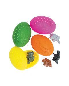 Dinosaur-Filled Eggs