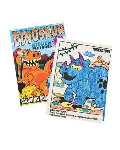 Dinosaur Image Hunt Coloring Books