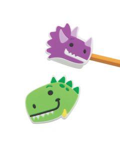 Dinosaur Pencil Sharpeners