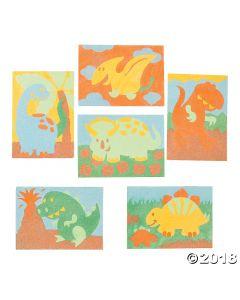 Dinosaur Sand Art Sets