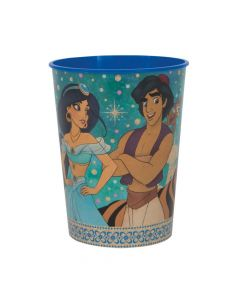 Disney Aladdin Plastic Favor Tumbler