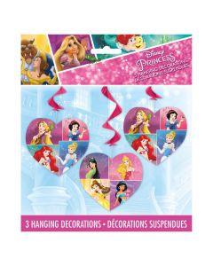 Disney Princess Hanging Swirls