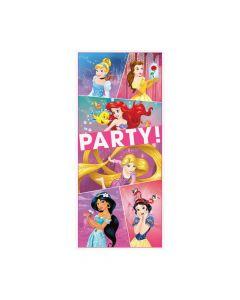 Disney Princess Party Door Poster