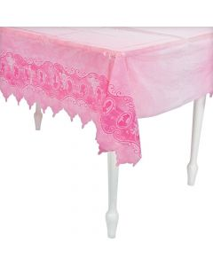 Disney Princess Very Important Princess Dream Party Plastic Tablecloth