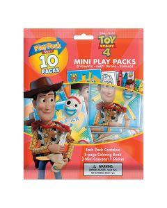 Disney Toy Story 4 Mini Stationery Play Packs