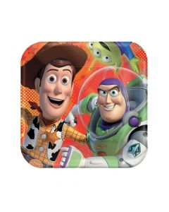 Disney Toy Story Power Up Paper Dinner Plates