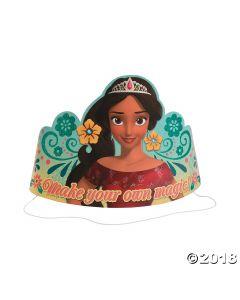 Disneys Elena Cardboard Tiaras