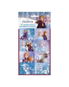 Disney's Frozen II Lenticular Stickers