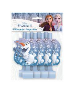 Disney's Frozen II Olaf Blowouts