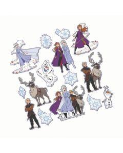 Disney's Frozen II Puffy Stickers