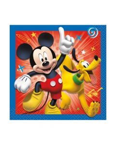 Disney's Mickey Mouse Party Beverage Napkins