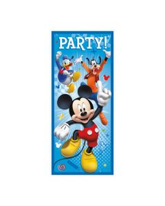 Disney's Mickey Mouse Party Door Cover