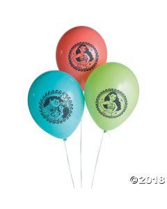 Disneys Moana Latex Balloons