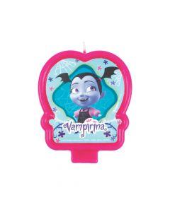 Disney's Vampirina Birthday Candle