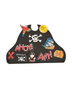 Diy Pirate Hat Kit