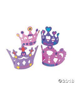 Diy Princess Crown Kit