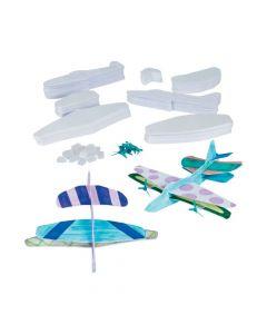 Diy Steam Plane & Glider Kit